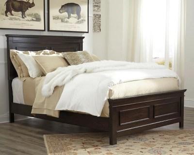 Alexee Queen Panel Bed  Ashley Furniture HomeStore