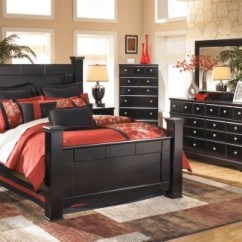 6 Piece Living Room Set Table Decoration Ideas Shay 5-piece Queen Master Bedroom | Ashley Furniture Homestore