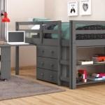 Kids Twin Low Loft Study Set Ashley Furniture Homestore