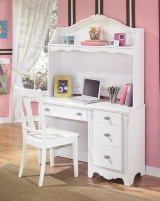 chairs for desk in bedroom basketball chair kids exquisite ashley furniture homestore large
