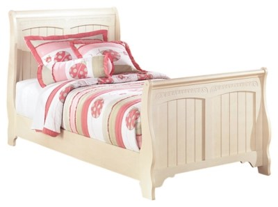 Cottage Retreat Twin Sleigh Bed Ashley Furniture HomeStore
