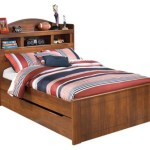 Barchan Full Bookcase Bed With Trundle Ashley Furniture