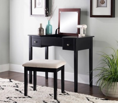 vanity set ashley furniture homestore