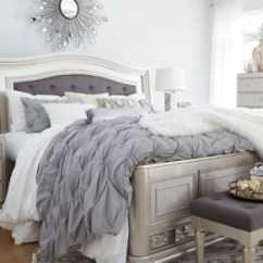 Ashley Furniture Living Room Sets Prices Design My App Coralayne Queen Panel Bed | Homestore