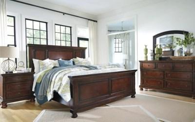 Porter Dresser and Mirror  Ashley Furniture HomeStore