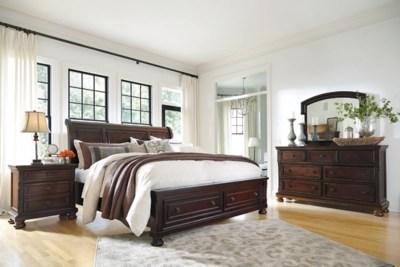 Porter Nightstand Ashley Furniture Homestore