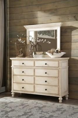 Marsilona Dresser and Mirror  Ashley Furniture HomeStore
