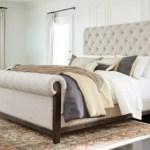 Hillcott Queen Upholstered Bed Ashley Furniture Homestore