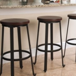 Bar Stool Chairs Pier One Parson Chair Covers Stools Ashley Furniture Homestore Large Challiman Height Rollover
