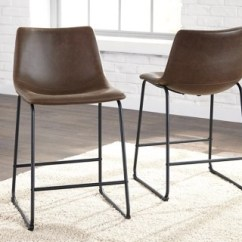 Counter Height Chair Best Chairs Inc Glider Bar Stools 23 28 Ashley Furniture Homestore Large Centiar Stool Rollover