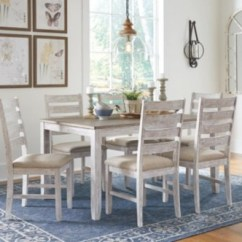 Dining Room Tables And Chairs Pretty Desk Sets Move In Ready Ashley Furniture Homestore Large Skempton Table Set Of 7 Rollover