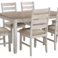 Table With Chairs Godrej Revolving Chair Price In Kolkata Dining Room Sets Move Ready Ashley Furniture Homestore Skempton And Set Of 7