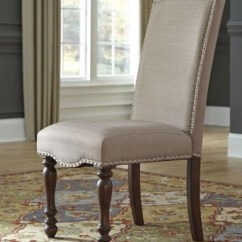 Ashley Furniture Dining Room Chairs Velvet Chair Covers Baxenburg Homestore Large
