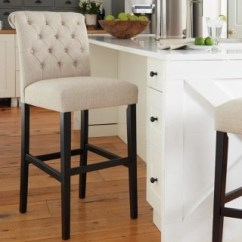 Kitchen Bar Stool Booth Ideas Tripton Height Ashley Furniture Homestore Linen Large