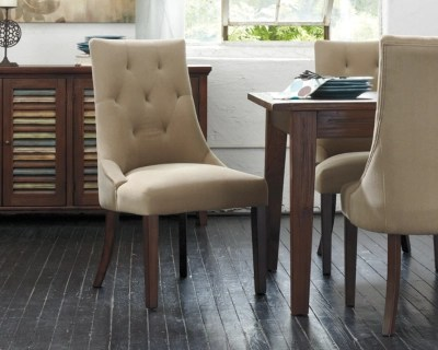 upholstered chairs for dining room unusual chair beds mestler ashley furniture homestore large
