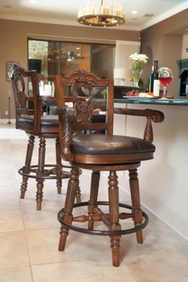 North Shore Counter Height Bar Stool Ashley HomeStore
