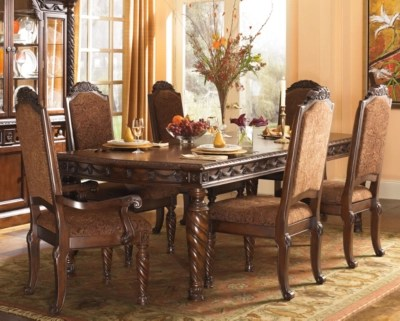 North Shore Dining Room Table Ashley Furniture HomeStore