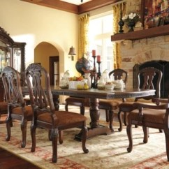 Ashley Furniture Kitchen Sets Round Table And Chairs North Shore Base | Homestore