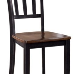 Wooden Restaurant Chairs With Arms Dining On Sale Room Ashley Furniture Homestore Owingsville Chair