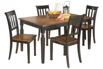 table and chairs set chair design for church dining room sets move in ready ashley furniture homestore owingsville 5 piece