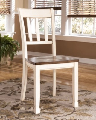 wooden living room chairs wall decors for dining ashley furniture homestore large whitesburg chair rollover