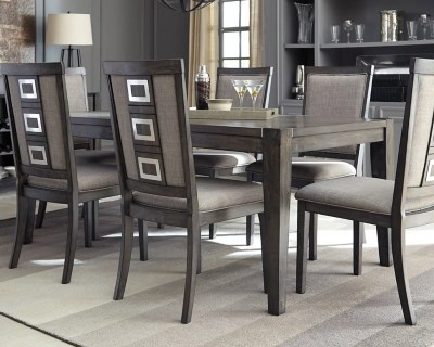 Chadoni Dining Extension Table Ashley Furniture Homestore