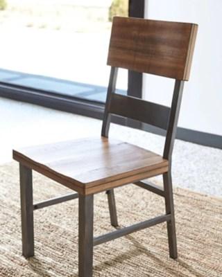 Harlynx Dining Room Chair Ashley Furniture HomeStore