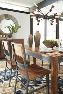 Harlynx Dining Room Table Ashley Furniture HomeStore