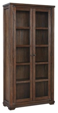 Ashley Curio Cabinets  Cabinets Matttroy