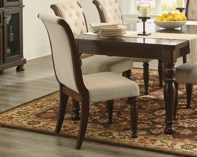 ashley furniture dining room chairs slip covered porter chair homestore large