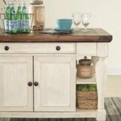 Kitchen Island Set Portable Islands With Seating Marsilona 3 Piece Ashley Furniture Homestore Large