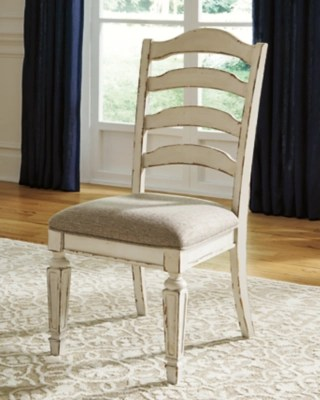 Realyn Dining Room Chair Ashley Furniture HomeStore