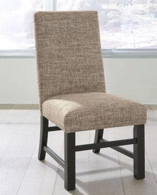 gray dining chair diy pallet rocking plans room chairs ashley furniture homestore large sommerford rollover