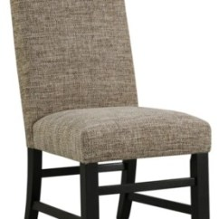 Leather Dining Room Chairs Wheelchair Charger Ashley Furniture Homestore Sommerford Chair