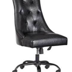 Home Desk Chairs Steel Visitor Chair Office Ashley Furniture Homestore Program
