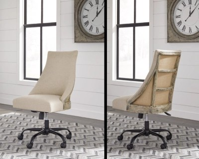 chair design program karlstad cover uk office home desk ashley furniture homestore large