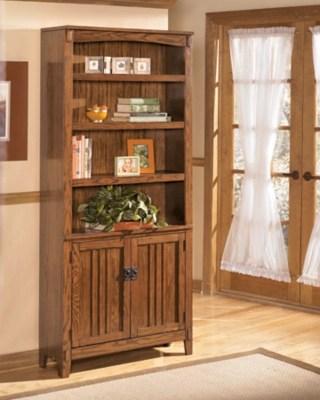 Cross Island 75 Bookcase  Ashley Furniture HomeStore