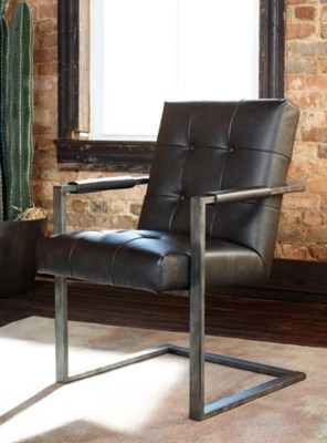 desk or chair baby rocking home office chairs ashley furniture homestore large starmore rollover