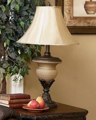 Danielle Table Lamp Set of 2  Ashley Furniture HomeStore