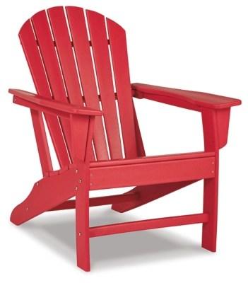 log style adirondack chairs cream crushed velvet chair covers bring outdoor ashley furniture homestore sundown treasure