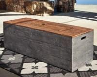 Hatchlands Fire Pit Table | Ashley Furniture HomeStore