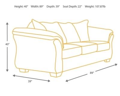 sofasandstuff reviews marshmallow flip open sofa disney cars 2 height in feet baci living room