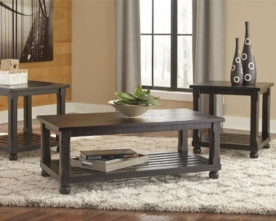 living room furniture table gray ideas coffee tables ashley homestore large mallacar set of 3 rollover