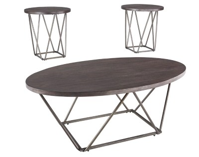 coffee and end table sets ashley