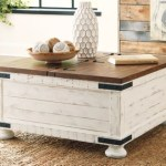Wystfield Coffee Table Ashley Furniture Homestore