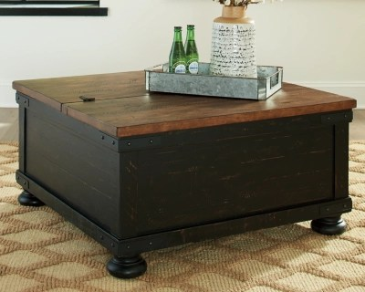 lift top coffee tables ashley