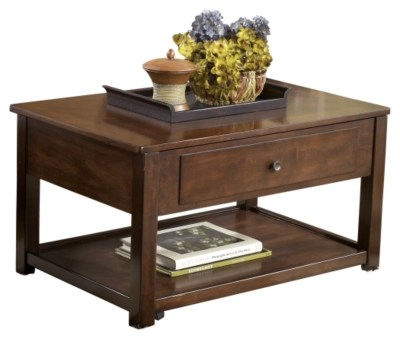 Marion Coffee Table With Lift Top  Ashley Furniture Homestore