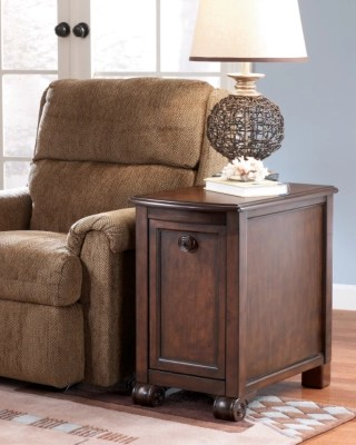 Brookfield Chairside End Table Ashley Furniture HomeStore