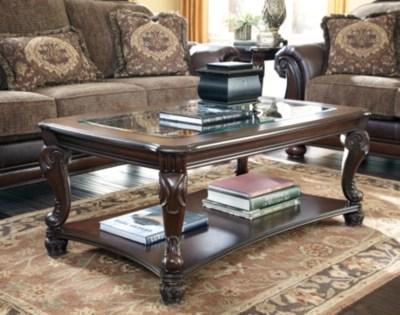 Norcastle Table Basse Meubles Ashley Homestore