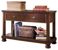 Porter Sofa/Console Table | Ashley Furniture HomeStore
